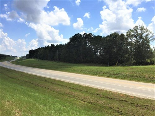 3 ACRES PRIME COMMERCIAL PROPERTY ENTERPRISE, ALABAMA
