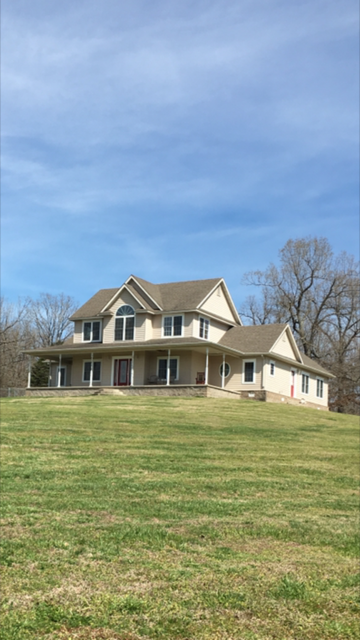 Arkansas Country Home and acreage for sale Salem, Arkansas
