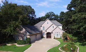 UPDATED HOME ON GOLF COURSE EAGLES BLUFF LAKE PALESTINE
