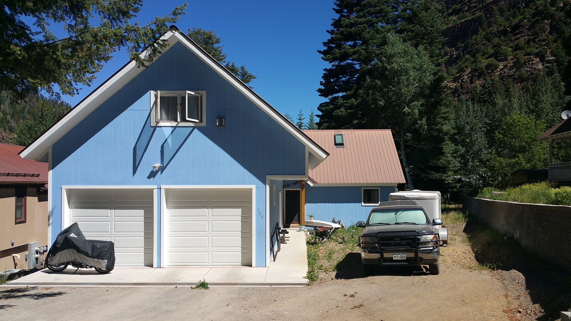 Vacation CO Mountain Home For Sale Ouray