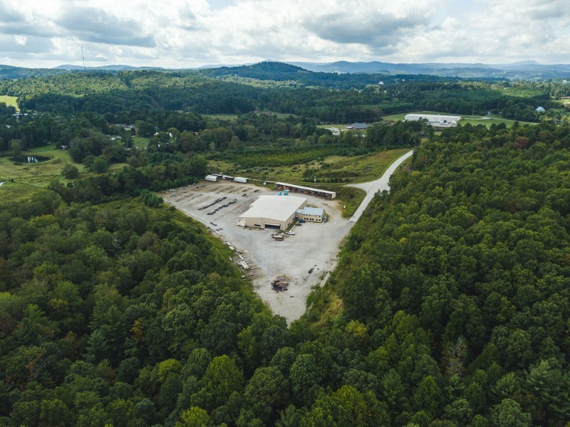 Commercial, Manufacturing Building for Sale at Auction, Floyd VA