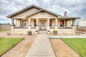 HISTORIC HOME IN THE HEART OF LAS CRUCES