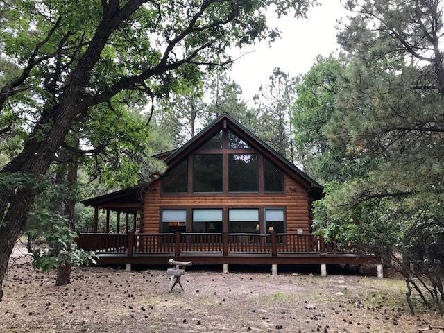 Chama NM Brazos Estates Log Homes / Cabins for Sale