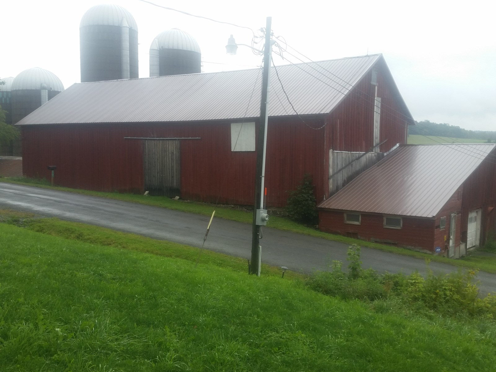 23 acres located in Cortland county New York.has a barn