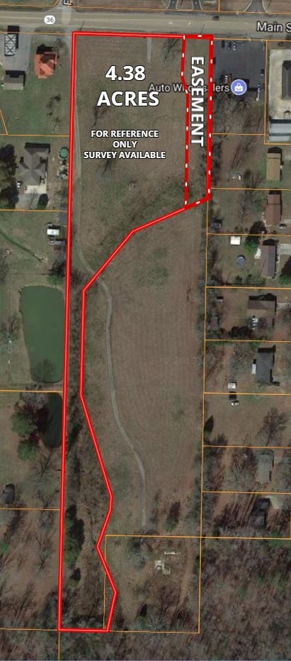 4.38 Acre Commercial Lot For Sale Hartselle AL