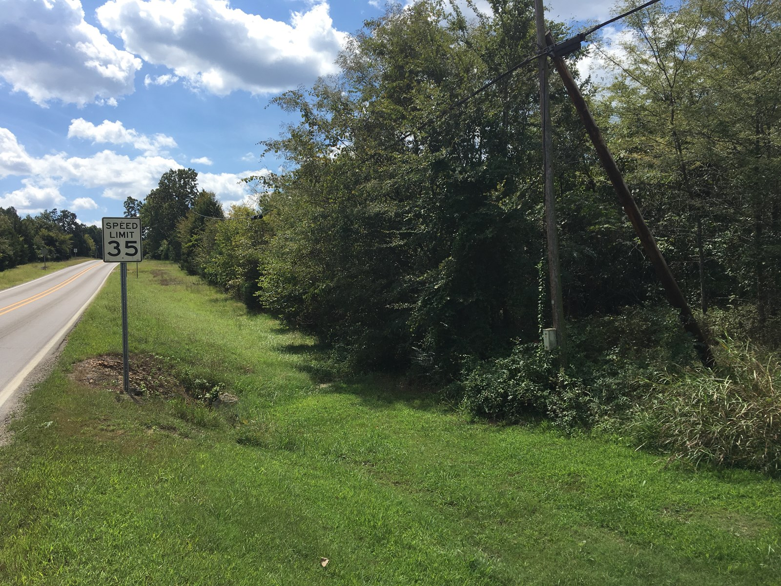 Commercial Lot with Highway Frontage, Land in Maynard, Ark.