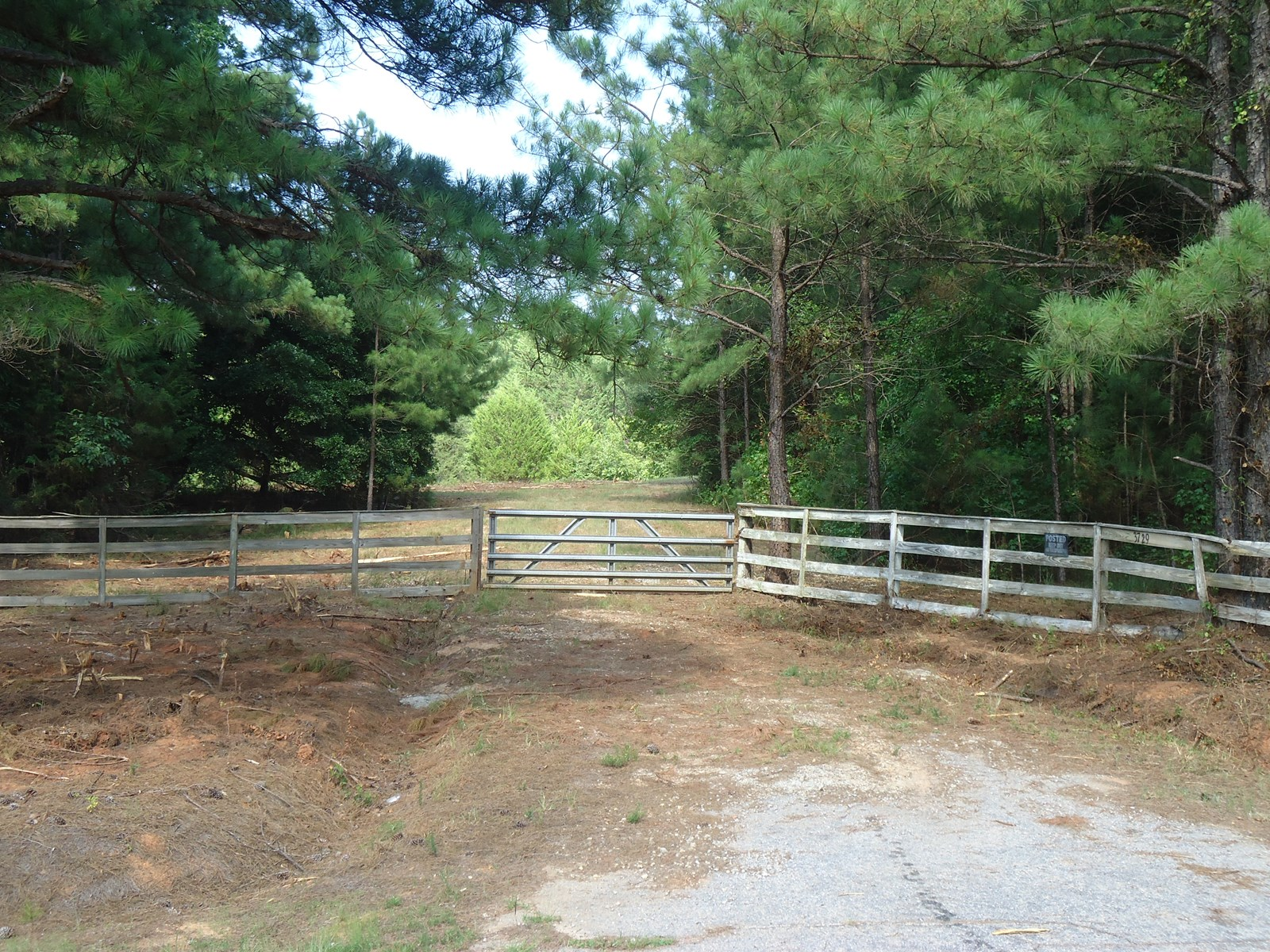 3 CLEARED ACRES, ON LAKE MONTICELLO IS A MUST-SEE!