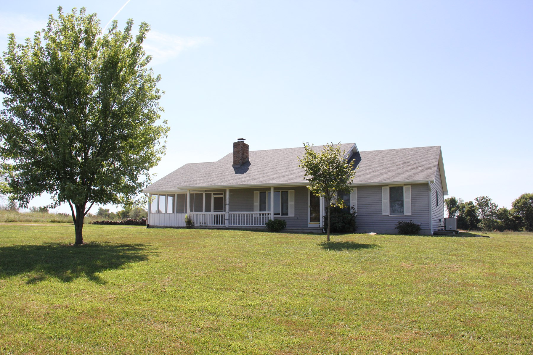 Very Nice Ranch Style Home Near Fort Scott KS