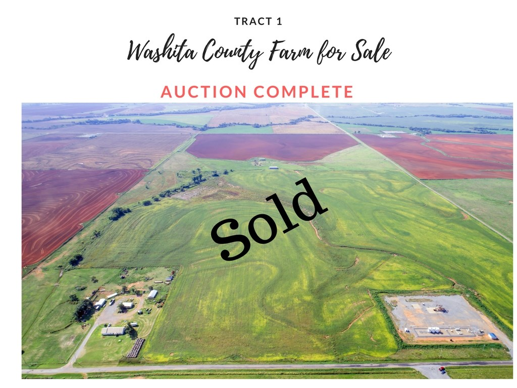 Oklahoma Land for Sale, Washita Country