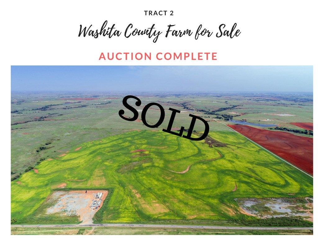 Oklahoma Farm for Sale, Washita County