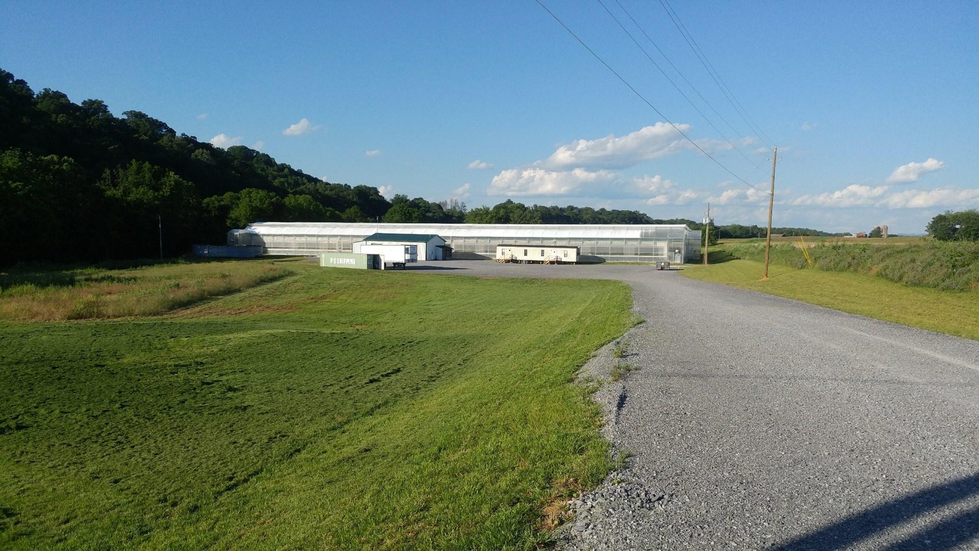 Greene County Greenhouse and Equipment For Sale East Tenn