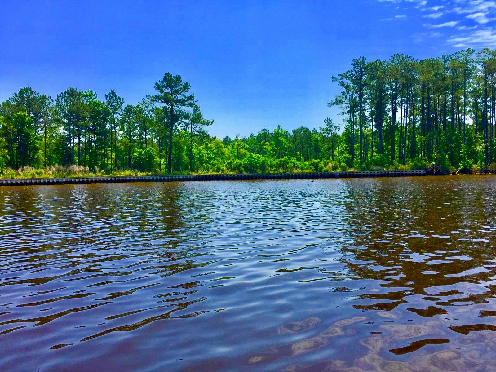 Beaufort County, NC Waterfront Lot For Sale