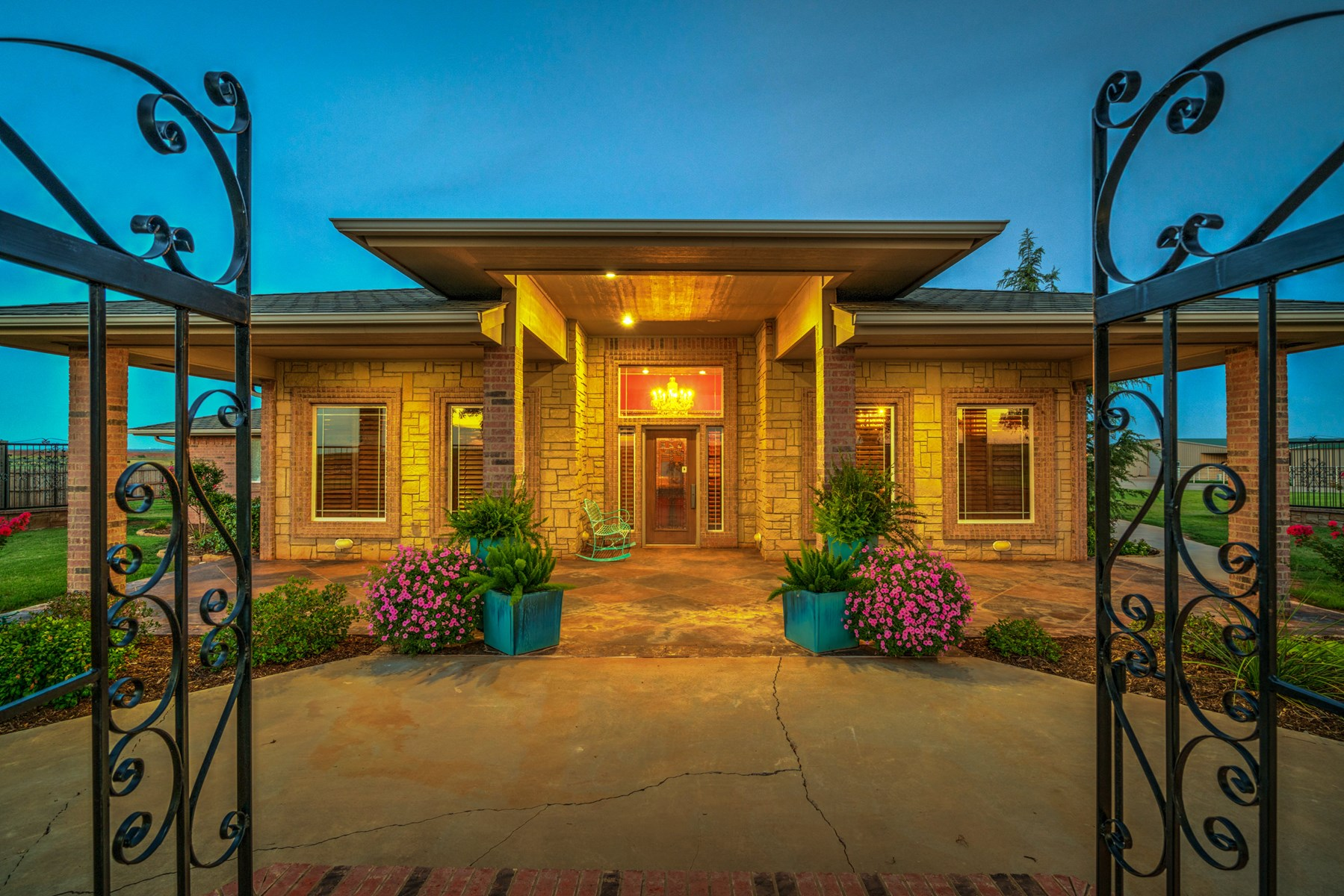 Western Oklahoma Equine Property & Country Home for Sale