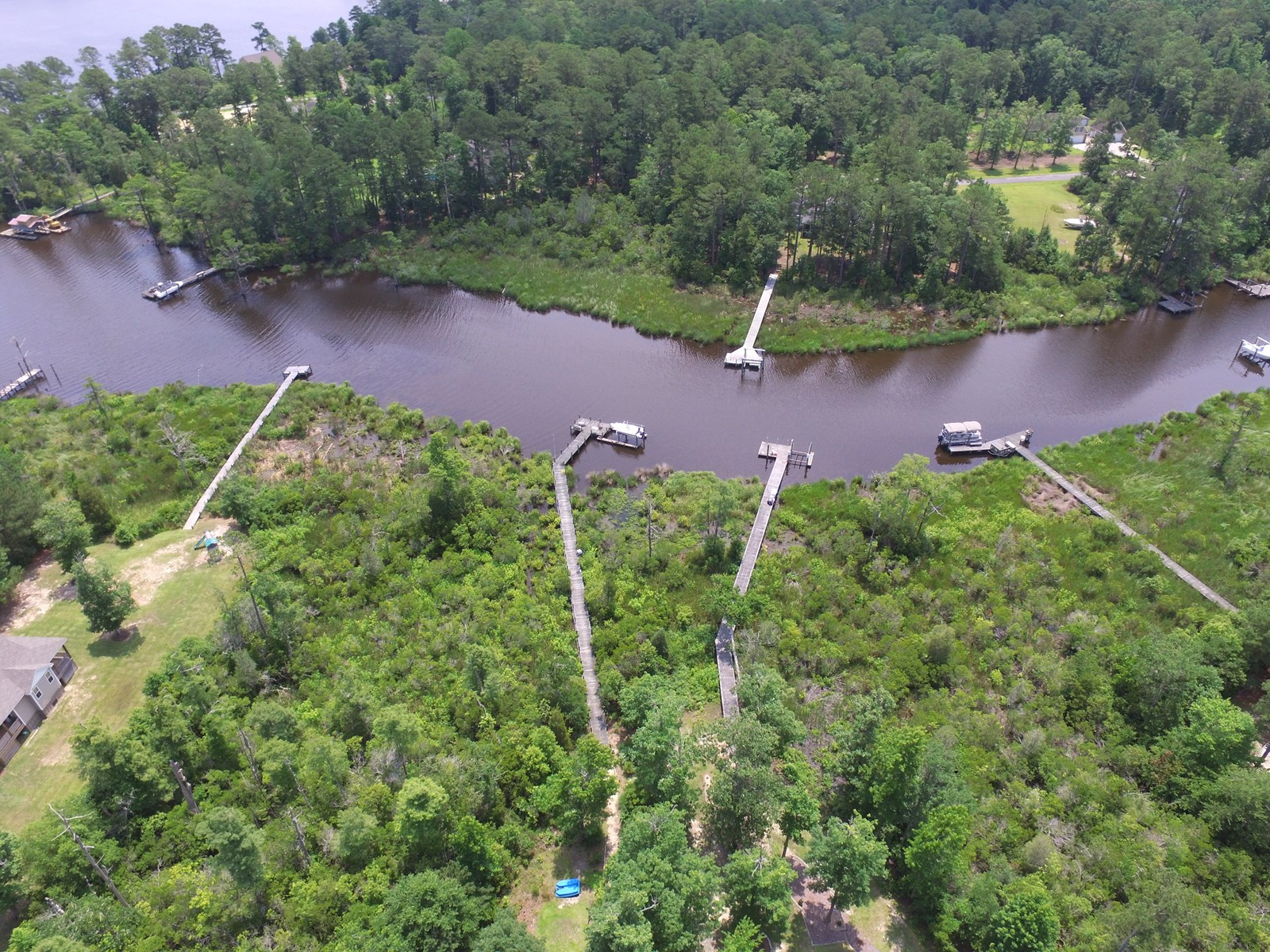 waterfront log home for sale eastern north carolin