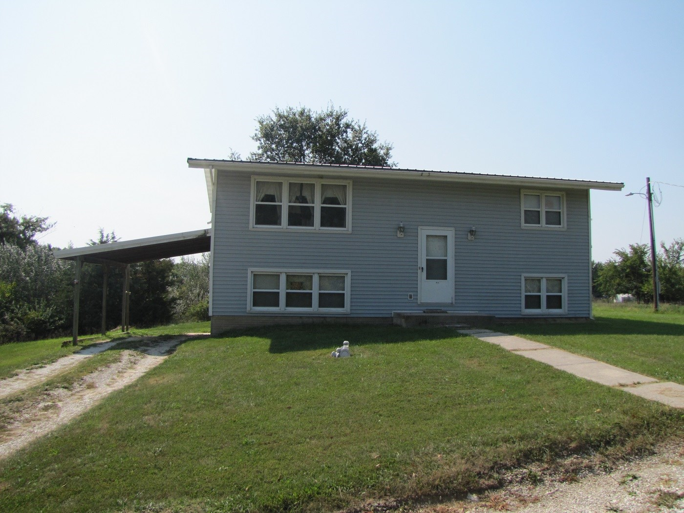 NORTHEAST MO RURAL HOME FOR SALE, SMALL ACREAGE, COUNTRY MO