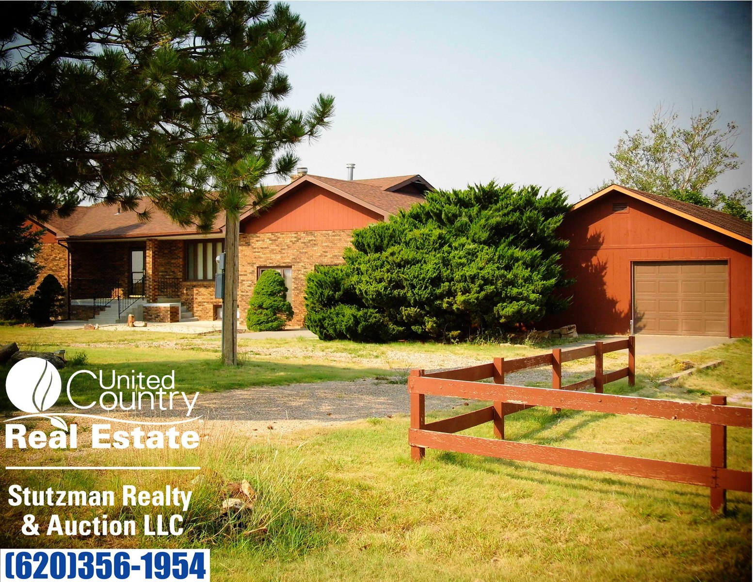 PUBLIC AUCTION  ON A BEAUTIFUL BRICK HOME IN BACA COUNTY, CO