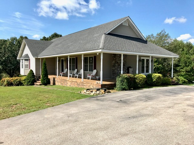 HOHENWALD, TN LEWIS COUNTY COUNTRY HOME 2 ACRES FOR SALE