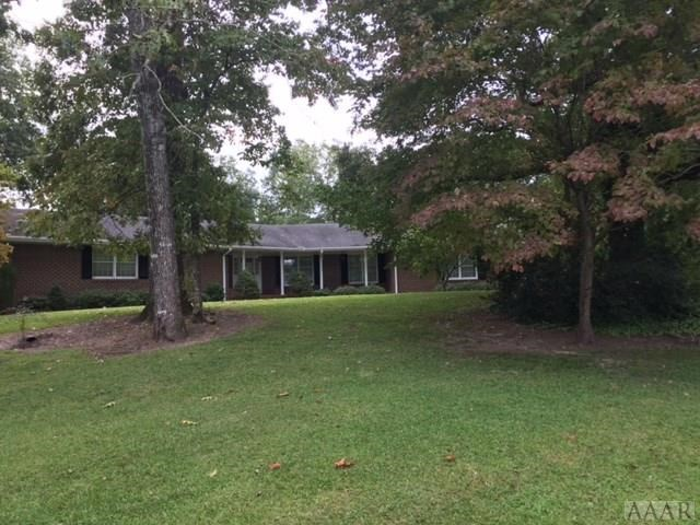 3 BR, 3 Bath Home on over an Acre for Sale in Hertford, NC