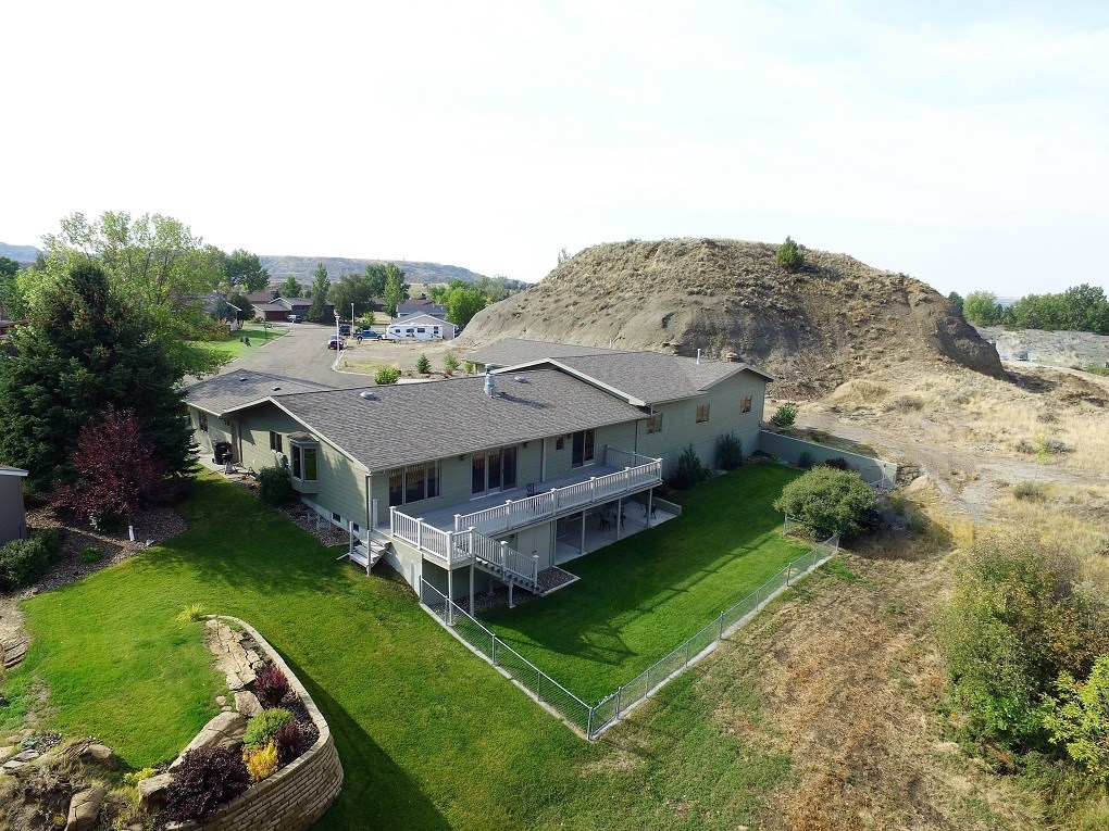 Custom built home with gym and dance studio - Glendive, MT
