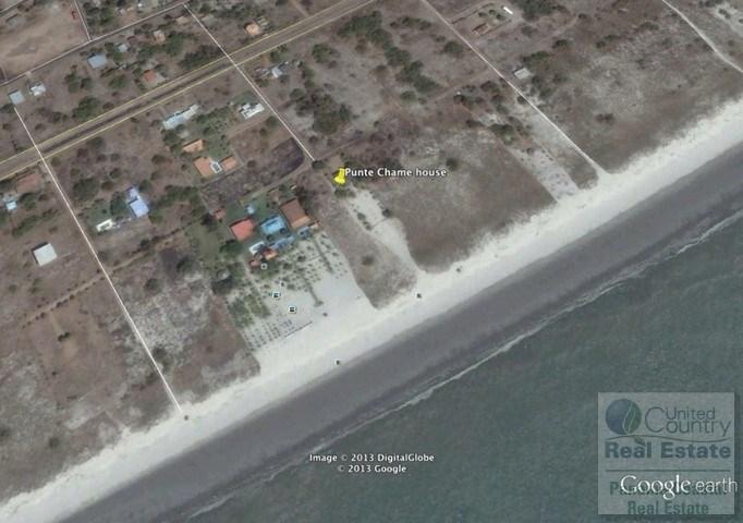 Ocean Front Lot in Punta Chame, Coronado PANAMA