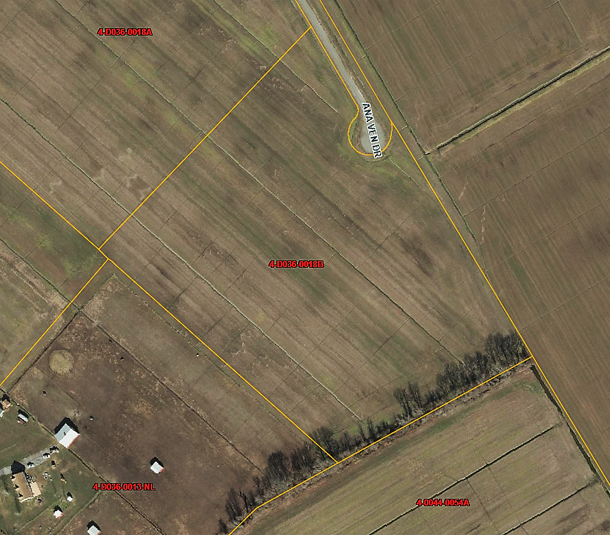 Land for Sale in Perquimans County, NC -  11+ Acres!
