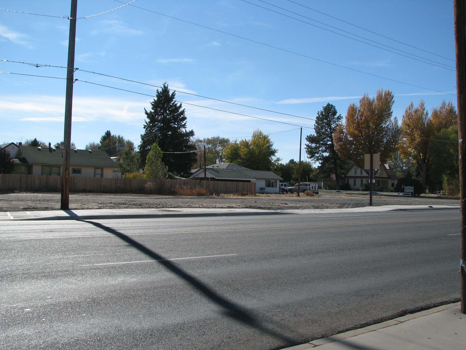 BURNS, OR - GREAT COMMERCIAL LOT LOCATED ON MAIN HWY.