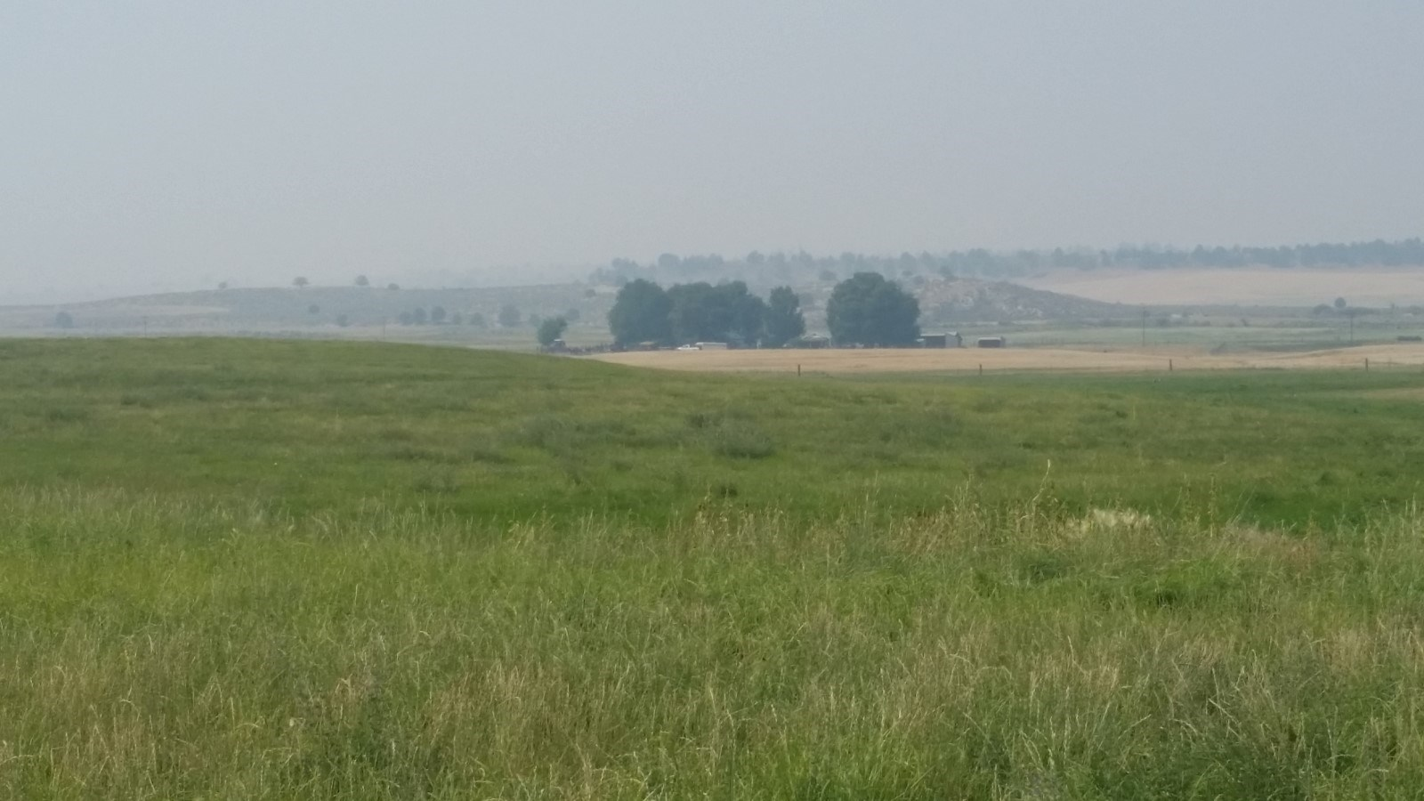 River Front Ranch: 851 Acres w/Home/Water Rights/Irrigation/