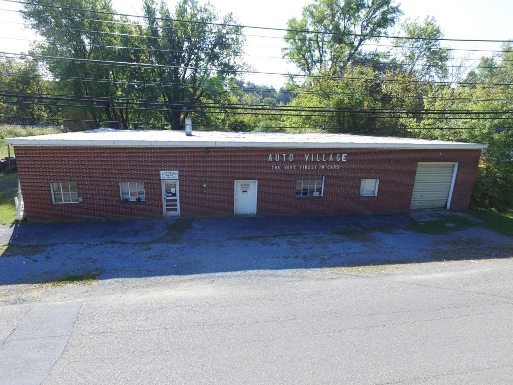 REDUCED PRICE 4,600+ SF Commercial Building Chilhowie, VA.
