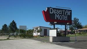DESERT AIR MOTEL IN SANDERSON, TX - FOR SALE