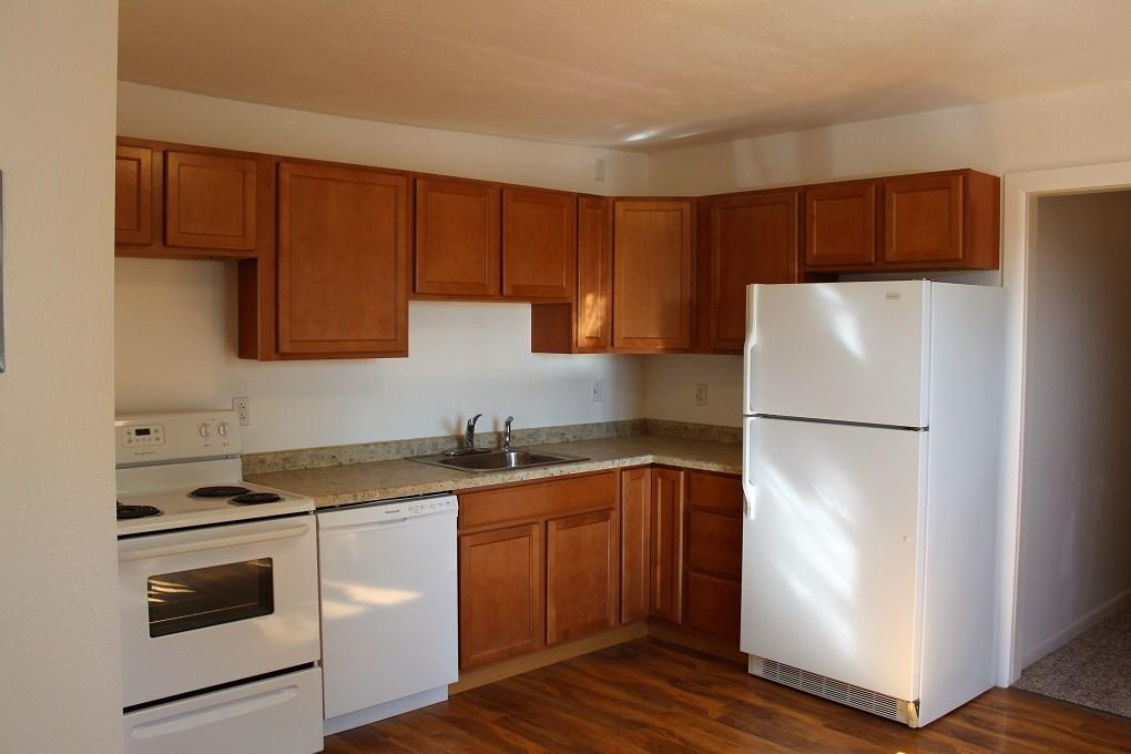 Apt #2 Kitchen