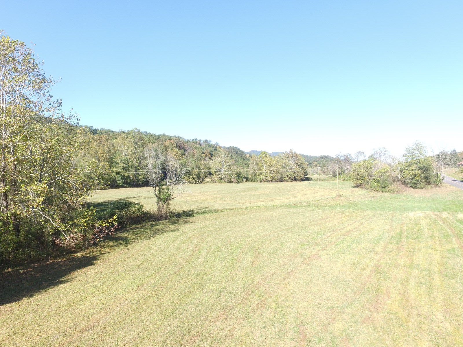 East Tennessee Land for Sale Rogersville TN with Small Cabin