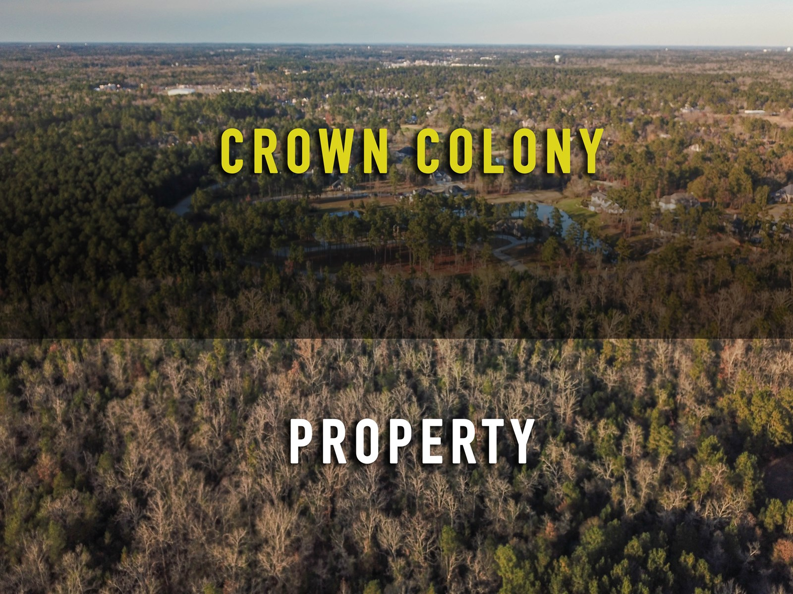 210 ACRES DEVELOPEMENT LAND BESIDE CROWN COLONY IN LUFKIN