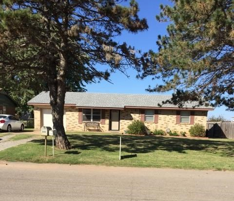 Home for Sale Hinton, Caddo County Oklahoma