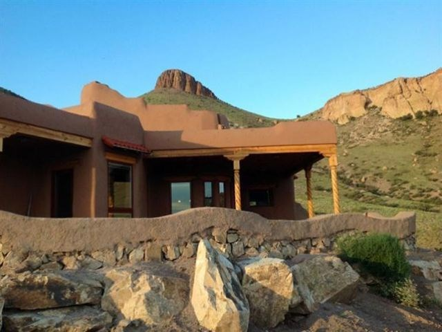 Energy Efficient Adobe Compound in Southwest New Mexico