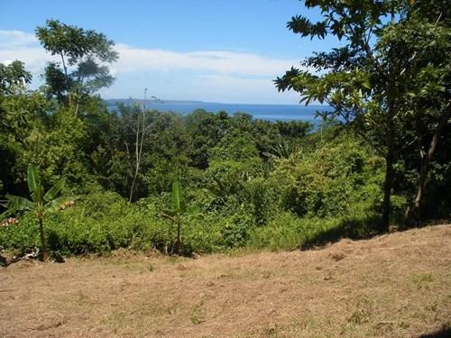 Titled Bocas del Toro Red Frog Resort ocean view lot