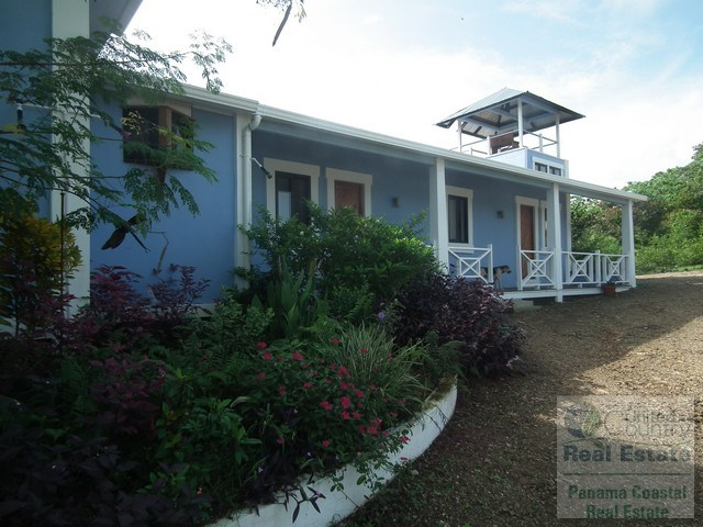 Bed and Breakfast for sale  Morillo Beach, Veraguas PANAMA