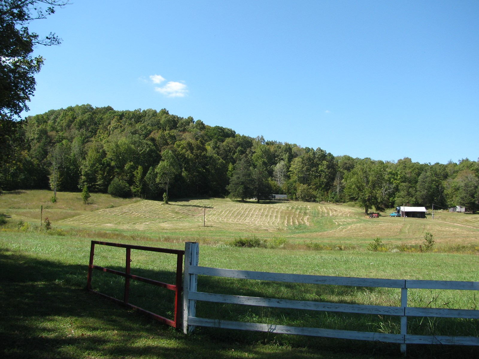 HUNTING CAMP W BARN & 195 ACRES IN HARDIN COUNTY, TN