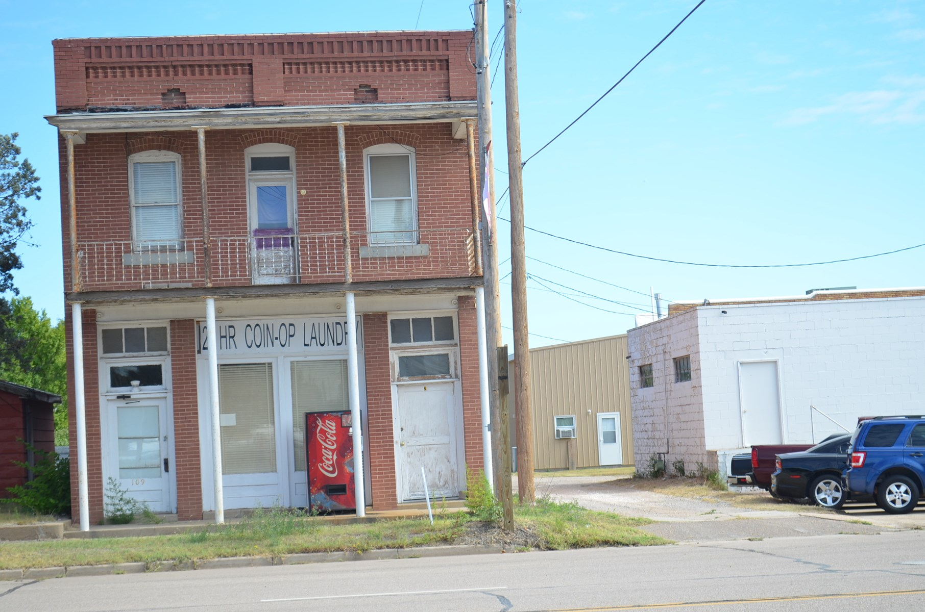 Coldwater Kansas Historic Building For Sale