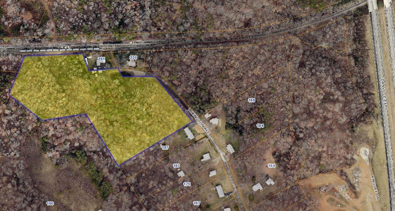 Investment Property Lexington Ave. Danville, VA