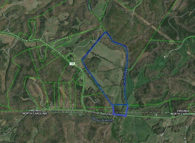 111 acres of Farmland On Mountain Hill Road, Ringgold, VA