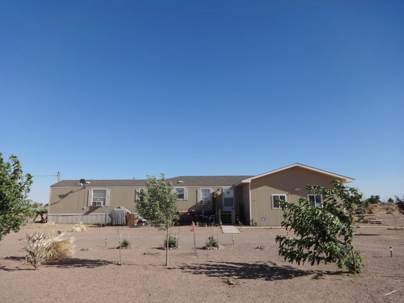 Located in southwest part of Luna County on 4 acres
