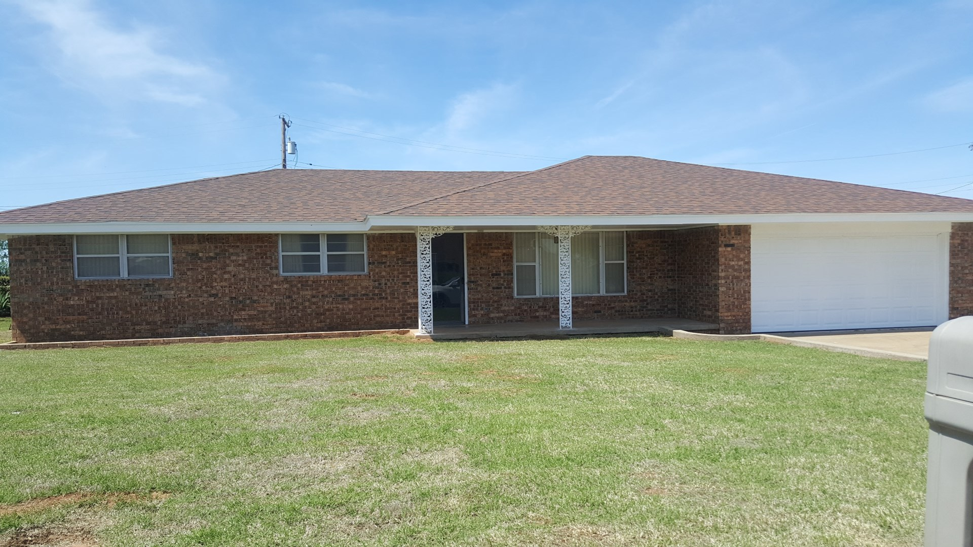 Carnegie, OK - Home for Sale - 3 bed, 2 bath