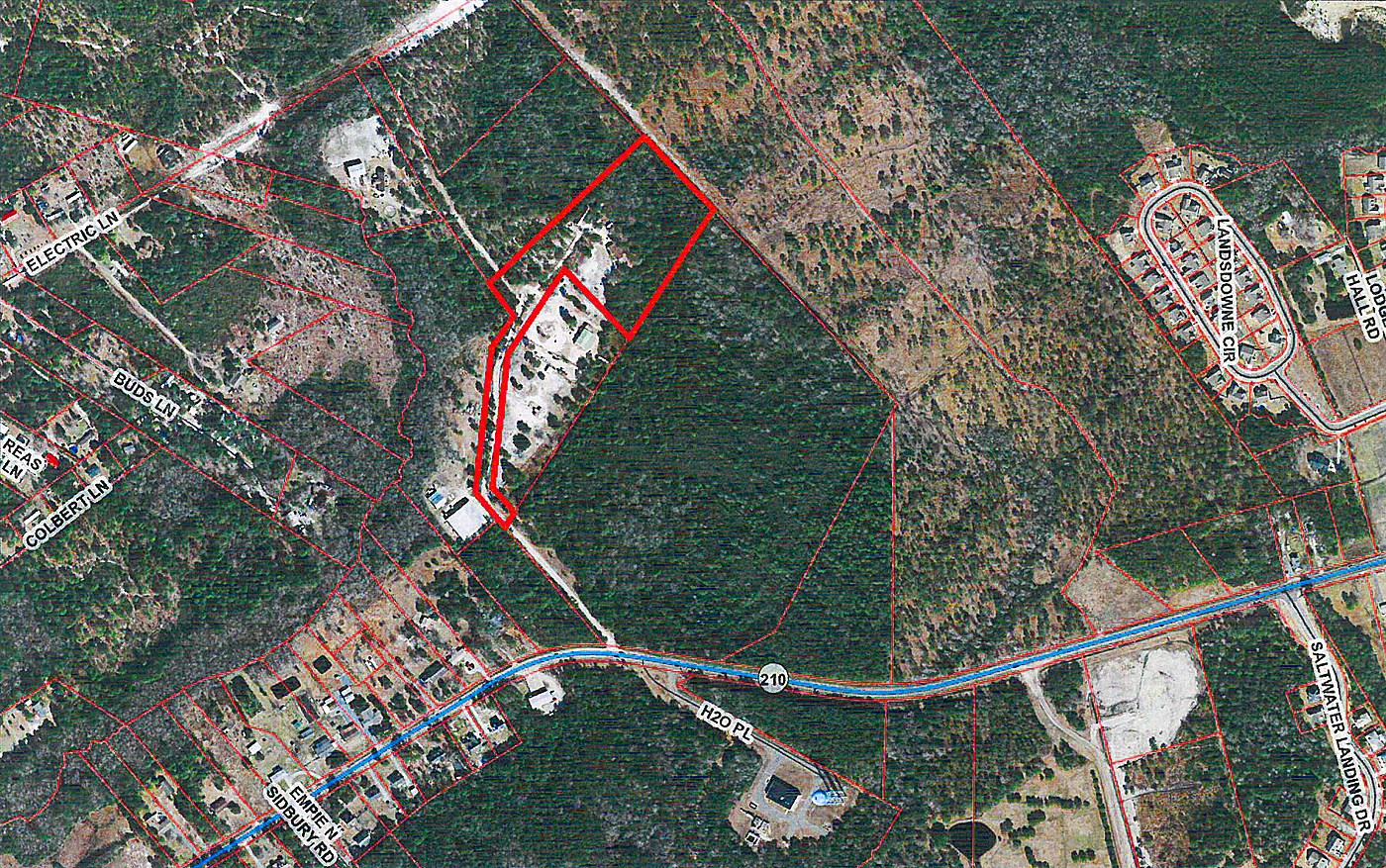 7+ Acres for Sale in Hampstead, NC