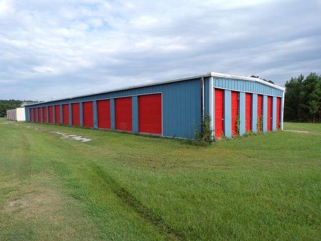 Auction - 2 Mini Warehouse Facilities, Windsor, Edenton, NC