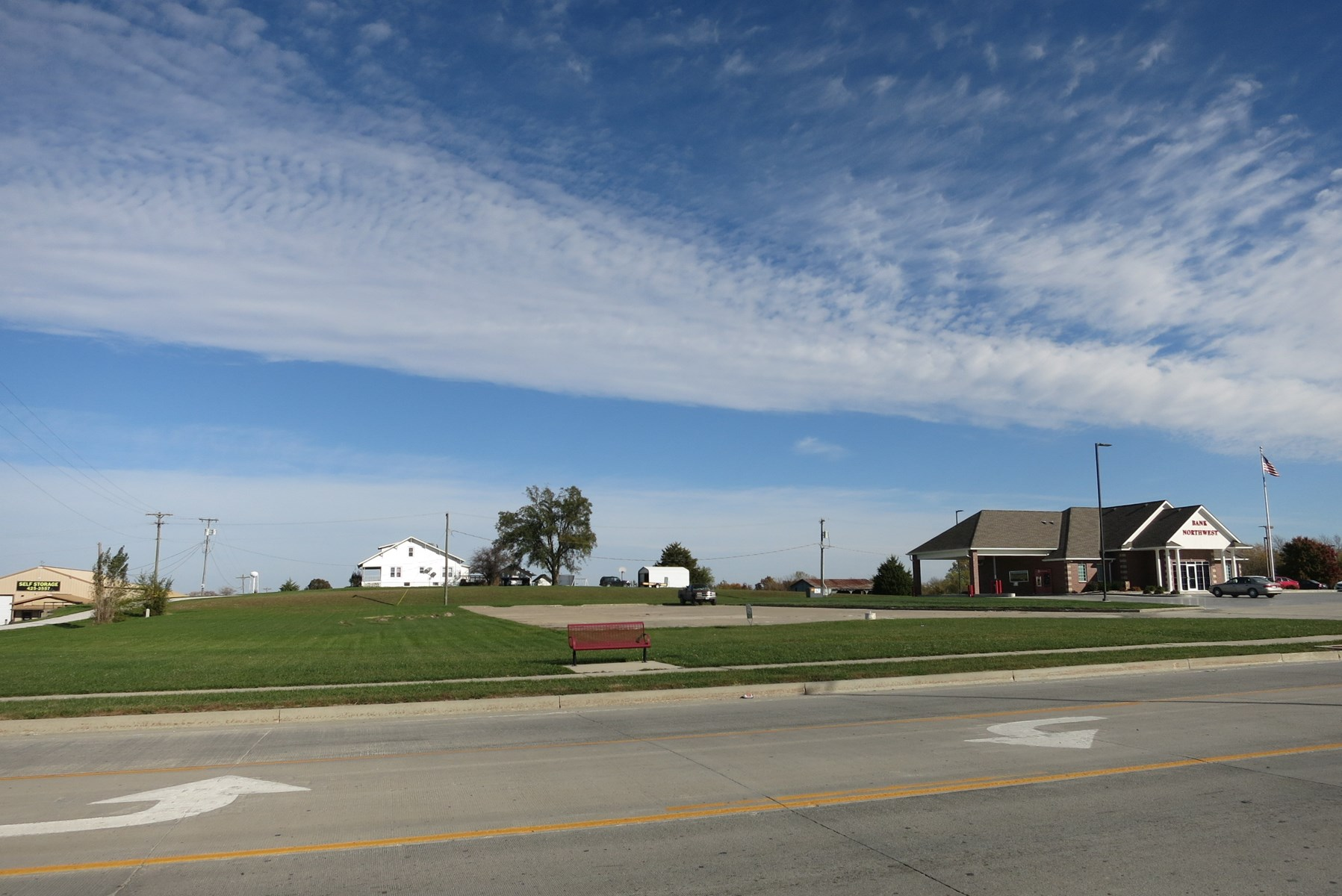 Lot For Sale On Hwy. 136 in Bethany Missouri
