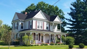 NEW PRICE HISTORIC HOME FOR SALE - LIBERTY, KY-BUILT IN 1908