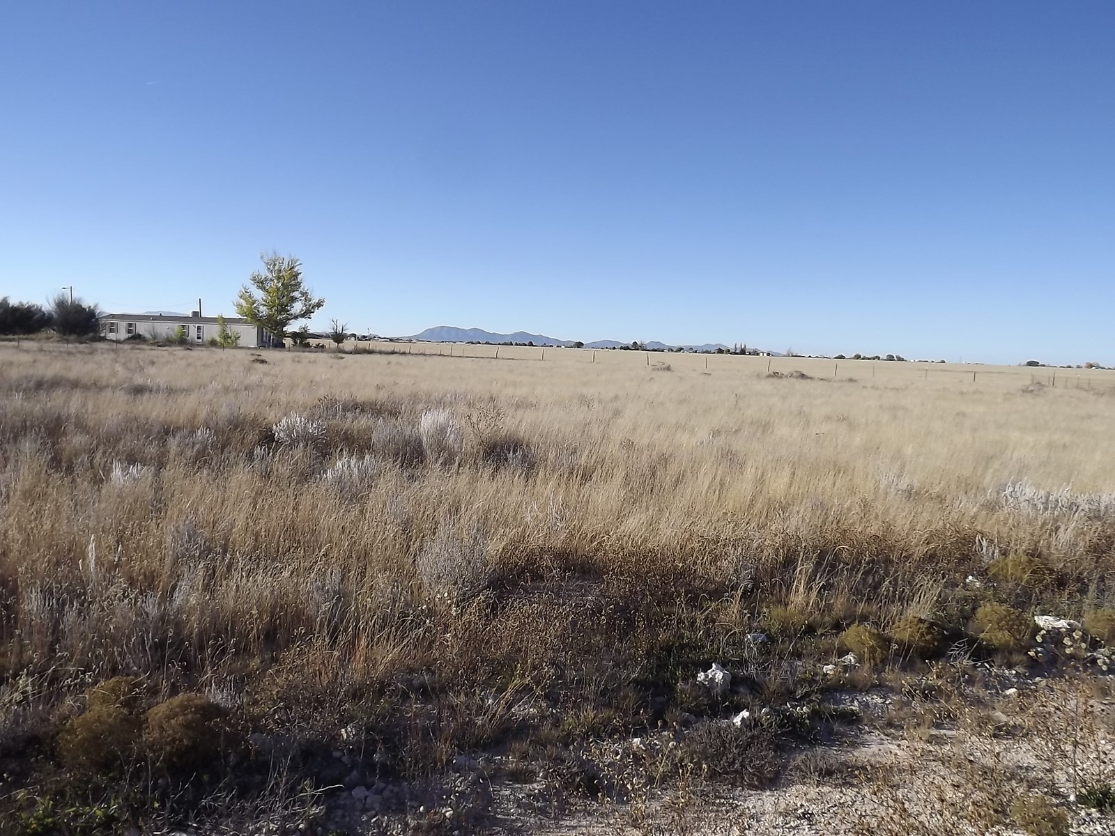 NM Manufactured Home Lot For Sale in Moriarty