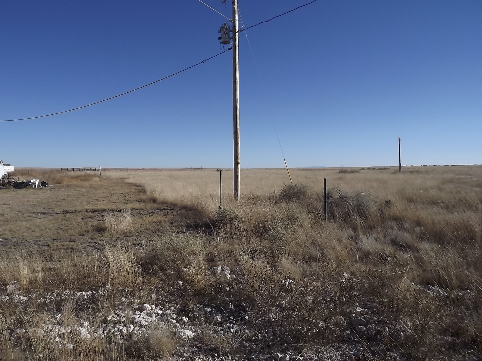 New Mexico 1 Acre Manufactured Home Lot For Sale by Moriarty
