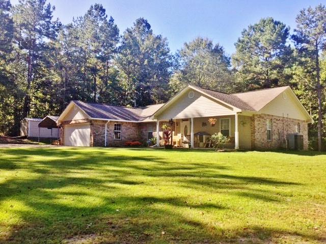 Home and Acreage for Sale Magnolia, Amite County, MS