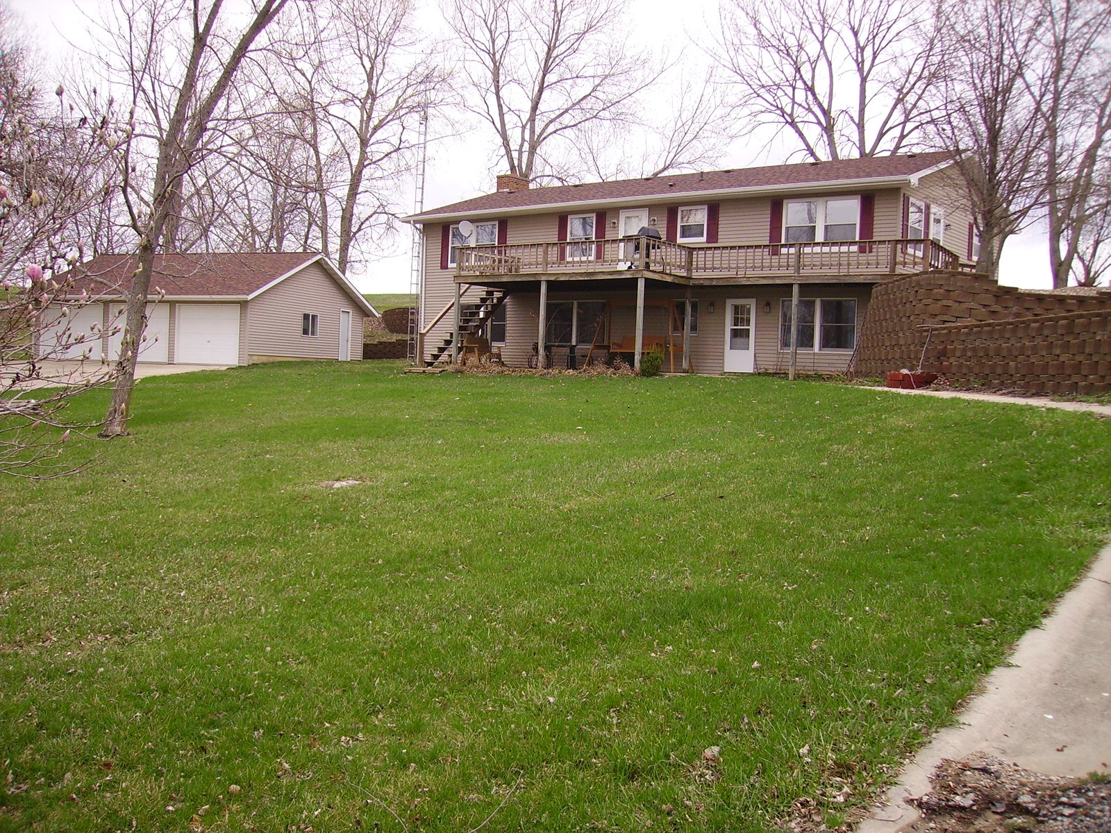 House for sale at Lake Thunderhead in North MO Unionville